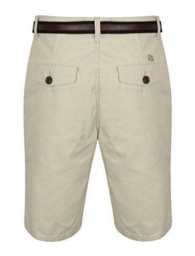 Nevado Chino Cintura Tokyo Pantaloncini Incluso Laundry Designer Grey Uomo Con Cotone Ivory IqIxpZaE