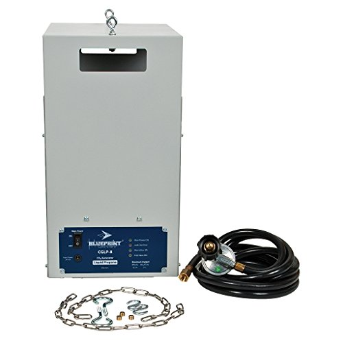 Blueprint Controllers CO2 Generator LP, CGLP-8 (Lp Co2 Generator)