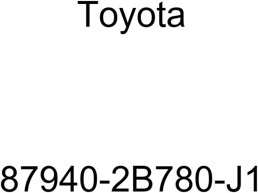 Genuine Toyota 87940-2B780-J1 Rear View Mirror Assembly