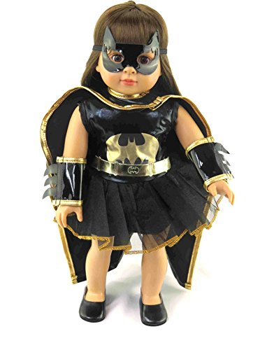Little Batgirl Costume | Fits 18