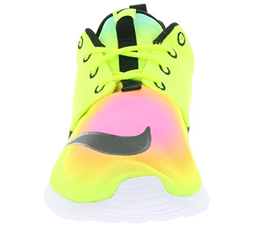 Nike Herren Roshe One Fb (Gs) Fußballschuhe Amarillo (Amarillo (volt/black-pink blast-total orange))