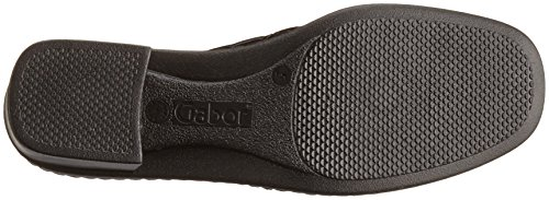 Gabor Sport Mocasines 97 Negro Shoes Schwarz para Mujer Gabor qrtKr0wE