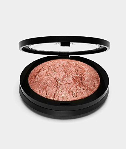 Ruby Kisses ALL OVER GLOW Bronzing Powder .32oz - ABP02 Flushed Glow