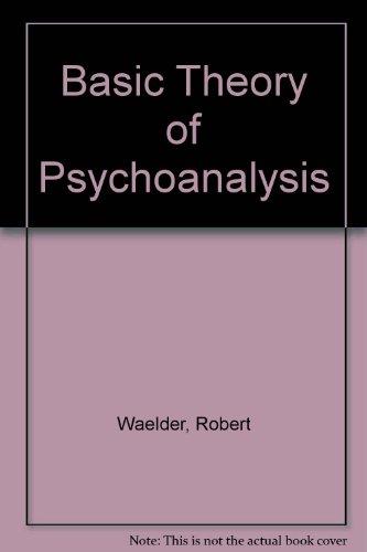 Basic Theory of Psychoanalysis