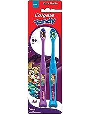 Colgate Escova Dental Tandy 2 Unidades, Cores Sortidos