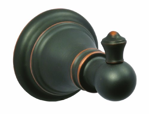 Design House 560730 Georgetown Robe Hook, Oil Rubbed Bronze