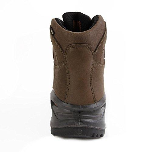 AKU TRIBUTE INJ GTX 136 - Zapatillas de senderismo de cuero unisex Brown