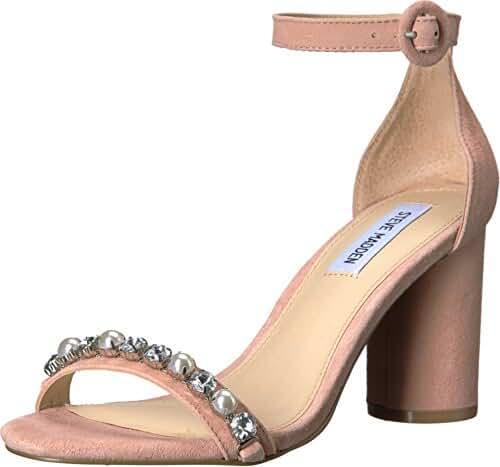 Steve Madden Women's Sparkles Dress Sandal