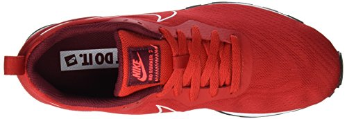 Nike 902815, Zapatillas para Hombre Varios colores (Rojo  / Mayo)