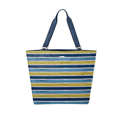 Baggallini Carryall Travel Tote Bag, Tropical