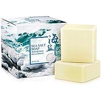 Reinigungs/öl Seife handgemachte Seife /Ölkontrolle Schwefel waschen Ziegenmilchseife COFCO Meersalz zus/ätzlich zu Saponin