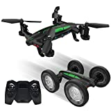 Mini Drone Camera VLOXO Remote Control Drone Headless RC Flying Quadcopter Car, Easy Speed Control Mode with USB Charger Review