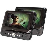 Proscan 7 Dual Screen Prtbl DVD Player