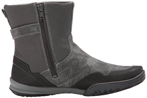 Merrell Albany Sky Wtpf - botas sin forro de cuero mujer Granite