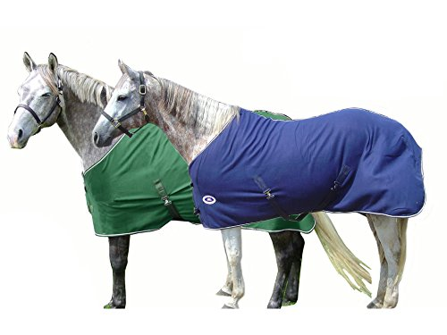 Fleece Winter Liner (Derby Originals Classic Horse Fleece Sheet/Blanket Liner, 75