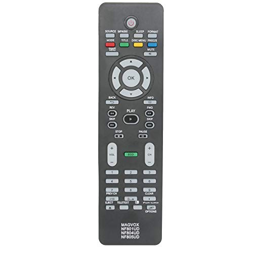 New NF801UD NF804UD NF805UD Replace Remote Control fit for M