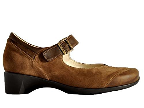 80150 Mary Opal Wolky Leder Schuh Damen Ascot Jane Taupe wnpnXqFCx6