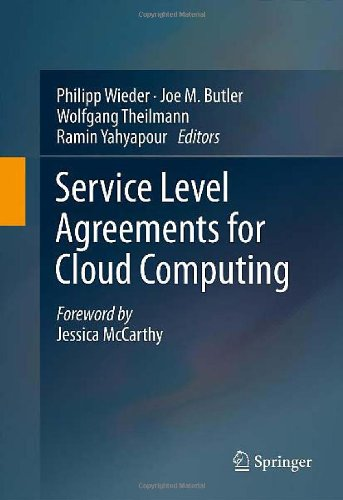 [PDF] Service Level Agreements for Cloud Computing Free Download | Publisher : Springer | Category : Computers & Internet | ISBN 10 : 1461416132 | ISBN 13 : 9781461416135