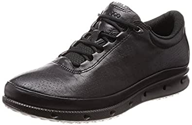 ECCO Cool Racer Yak Women's Casual Shoes, Black, 38 EU