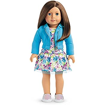 Amazon Com American Girl Truly Me Doll Light Skin With
