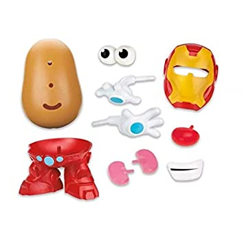 Hasbro E2417 Mr Potato Marvel Clasico Surtidos, Multicolor: Amazon ...