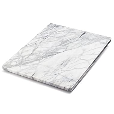Sur La Table White Marble Pastry Board HK165-50, 16  x 20
