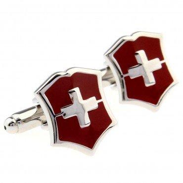 ToJoy gemelos de dibujo de Swiss Army Knife/mancuernas de la camisa: Amazon.es: Joyería