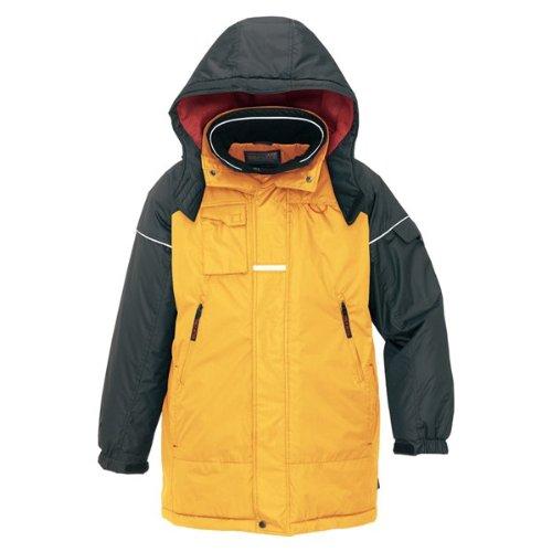 光電子(コウデンシ)防寒コート 防寒着ジャケット az-6060 B00AKAI84U 5L|イエロー イエロー 5L