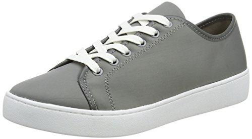 London Rebel Women's Blake Trainers Grey (Grey) ge5MDlm7dB