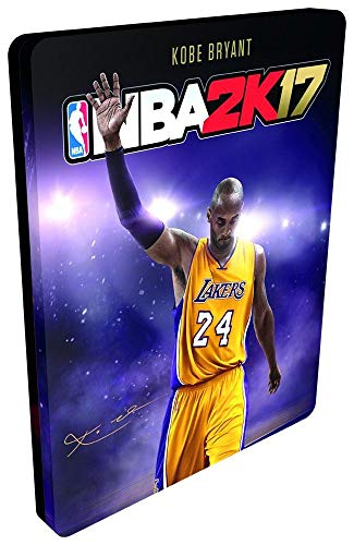 Sony NBA 2K17-- STEELBOOK ONLY! (No game!) PS4