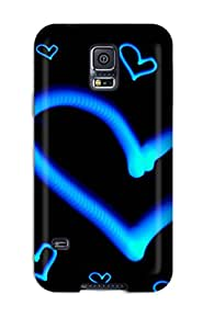 Hot UPooMKb12077MABeZ Love Tpu Case Cover Compatible With Galaxy S5