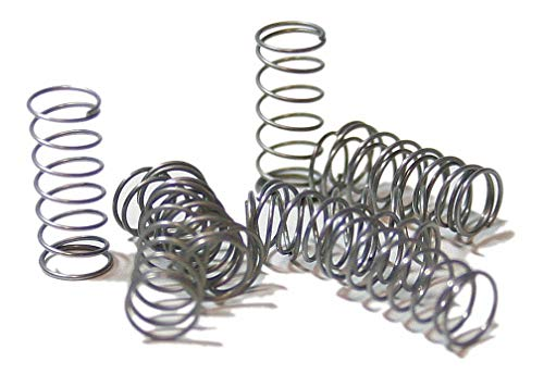 Acorn Compression Spring Assembly, for Use with Lavatories, Showers, Combination Lavatory and Toilet Valve - pkg. of 10