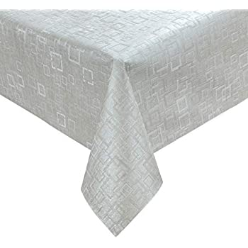 Amazon Com Tablecloths By Design Luxury Table Protector