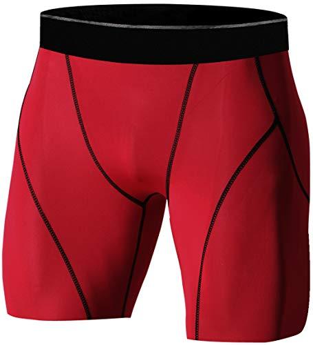 [해외]1TO3PACKS Men\u2019s Compression Cool Dry Sports Tights Pants Shorts Baselayer Running Leggings Rashguard / 1TO3PACKS Men`s Compression Cool Dry Sports Tights Pants Shorts Baselayer Running Leggings Rashguard Soccer 1ARR_L