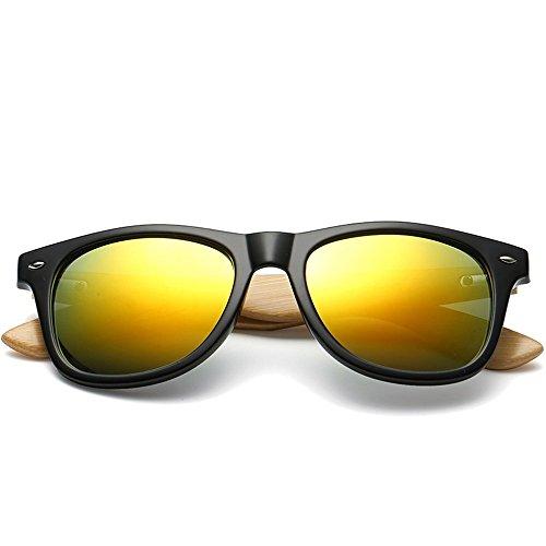de femmes Shop pour personnalité et de de bambou de soleil en de lunettes soleil jambes Lunettes lunettes en hommes de bambou 6 soleil soleil Cinq bois Lunettes 4rq4ZwB