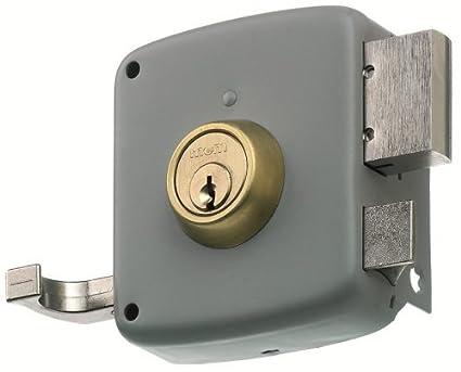 MCM - Cerradura Sobrep Pint Dcha Mcm 100 D