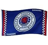 Glasgow Rangers FC Official Crest SPL Flag