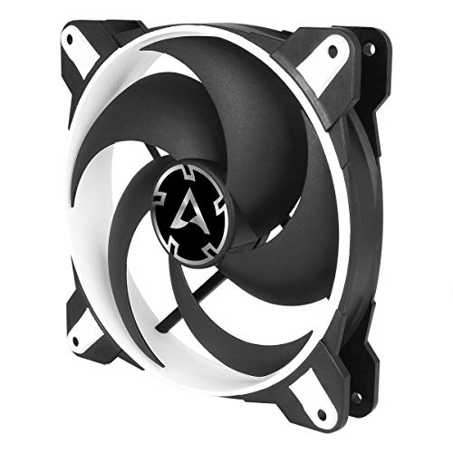 Arctic BioniX P140 (White) - Pressure-optimised 140 mm Gaming Fan with PWM Sharing Technology ()