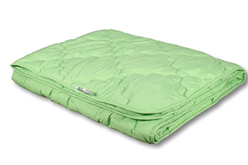 - Smart And Cozy Bamboo Summer Super Lightweight Comforter with Bamboo Fiber Filler (FullXL/Twin 55''x81'')
