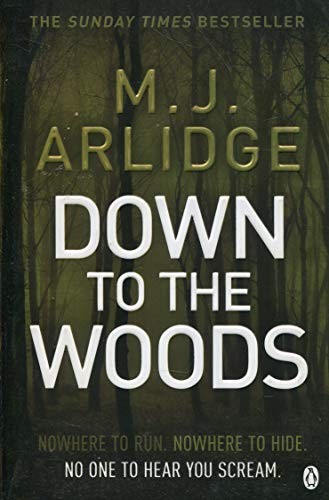 Down to the Woods: DI Helen Grace 8 (Detective Inspector Helen Grace)