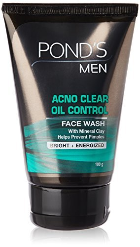 Image result for POND'S Men Oil Control Face Wash amazon