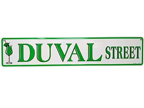 Ramsons Imports 24x5 Duval Street - Metal ()