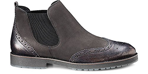 Grau Quarz Chelsea Paul Gris Boots Green Titan RXxwt7