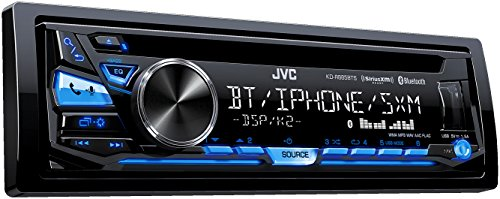 JVC KD-R885BTS CD Receiver (Renewed)