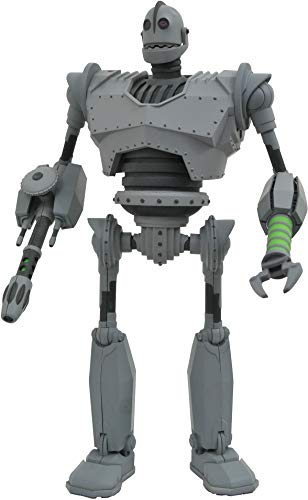 The Iron Giant (Battle Mode Version) Select Action Figure
