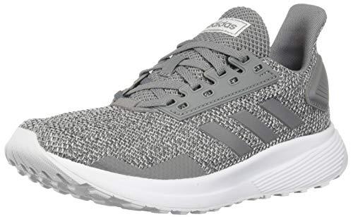 adidas unisex-kids Duramo 9 Shoes,grey/grey/grey, 1.5 M US Little Kid