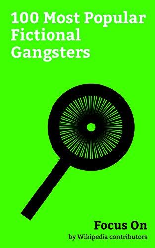 Focus On: 100 Most Popular Fictional Gangsters: El Diablo (comics), Jax Teller, Theodore