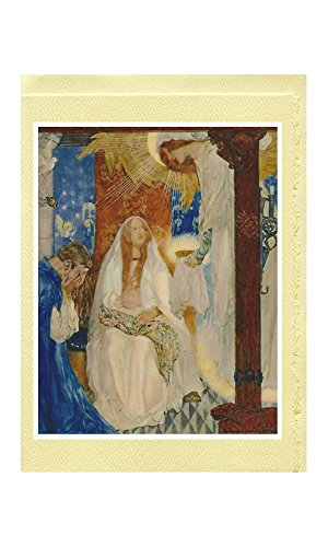 "William Russell Flint Greeting Cards (48 Designs from ""The Book of King Arthur and His Noble Knights of the Round Table"" [1910-11])"