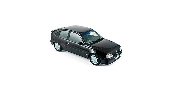 Norev 183612 - Opel Kadett GSI - 1987 - Escala 1/18 - negro: Amazon.es: Juguetes y juegos