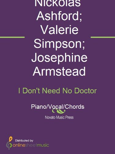 I Dont Need No Doctor Kindle Edition By Josephine Armstead